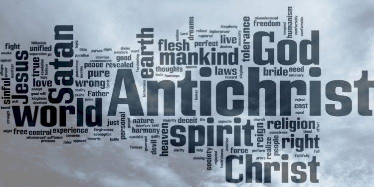 antychryst w Biblii  (Starym i Nowym Testament)
