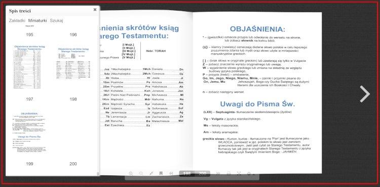 Biblia Uczniów Chrystusa