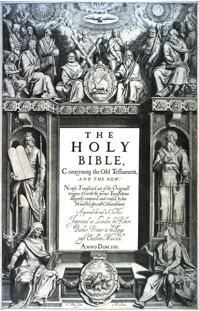 Biblia króla Jakuba — Biblia KJV