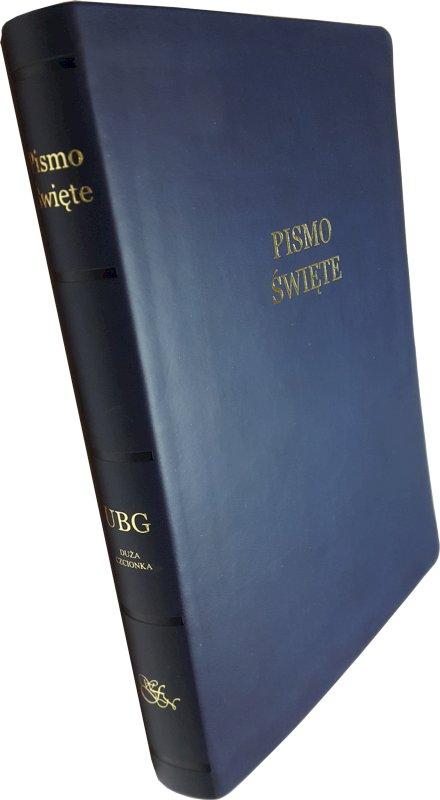 Biblia - Pismo Święte Starego i Nowego Testamentu (UBG) Biblia UBG